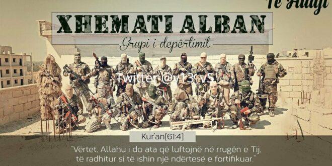 Џихад код Албанаца са Косова и Метохије непрестано јача, угрожава читаву Европу