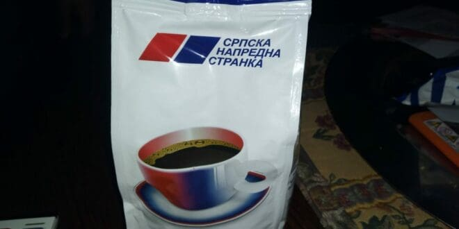 ПИШАЈ ПО СИРОТИЊИ! Ботови СНС нуде бедних 100 гр кафе за сигуран глас