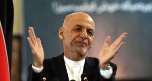 Гани оптужен да је побегао из Авганистана са украдених државних 169 милиона долара