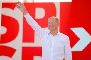 Дојче веле: Избори за Бундестаг - СПД води, шок за ЦДУ/ЦСУ