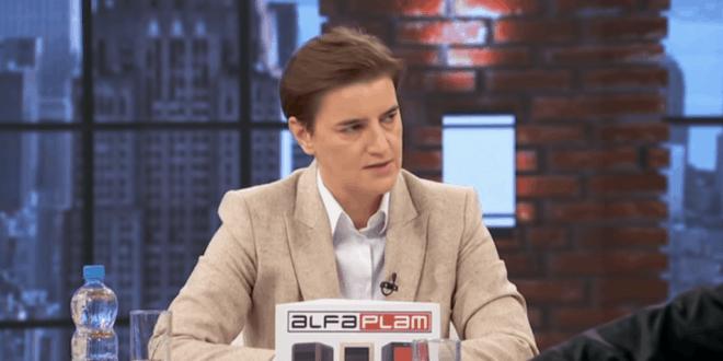 АНА БРНАБИЋ: Спремно све за ковид пропуснице