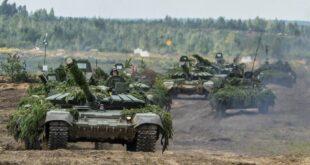"""Белорусија обелоданила сценарио војних вежби са Русијом """"Запад 2021"""""""