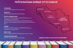 Фондација Кавчић: Србија једна од ретких на простору бивше Југославије у којој родитељи купују уџбенике деци…