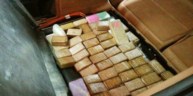 На Градини заплењено више од 13 килограма хероина