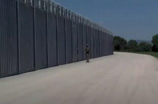 Грчка подигла 40 км дуг зид са оградом и надзором на граници са Турском због избеглица из Авганистана