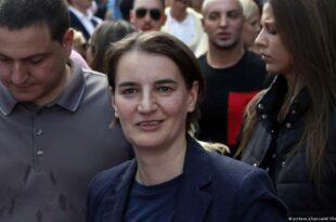 Ана Брнабић поново продужила тајност уговора са Венсијем