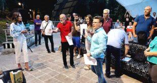 Хаос у Аранђеловцу: Заветници најурили Светислава Басару са смотре Мермер и звуци! (видео)
