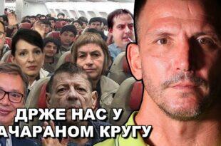 Данило Икодиновић: Не могу да гледам како нас праве будалама! (видео)