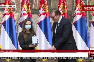 Жиг инфо: Новинарки ТВ Пинк, Гордани Узелац додељује се преко 1. 000 евра месечно из буџета Градске општине Гроцка