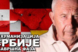 Јован Пејин: Паклени план Немаца и Хрвата је сада сваком јасан! (видео)