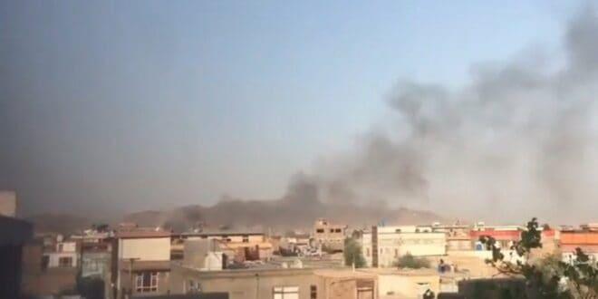 НОВА ЕКСПЛОЗИЈА У КАБУЛУ! Паника у Авганистану (видео)