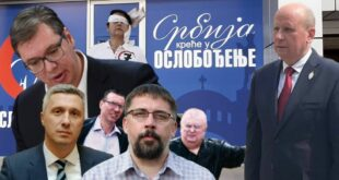 Чанков Kостреш и Бошко Обрадовић одбили Ђорђевићев позив на договор о НАПАДАЊУ Вучића и лажне опозиције