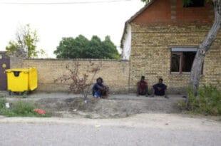 Сукоб на граници Србије са Мађарском: Мигранти циглама гађали мађарске полицајце