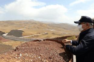ТУРСКА ЗАБРИНУТА – због Авганистанаца дижу зид на граници (видео)
