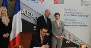 Сакривање информација о концесији београдског аеродрома незаконито