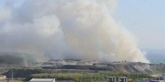 Канцерогени дим из Винче поново трује Београд, најгоре у источном делу града