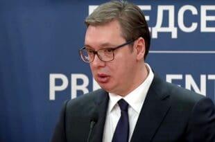 Вучић изненађен и увређен што је Твитер означио гомилу српских сајтова као послушнике Владе Србије