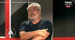 Професор др Бранимир Несторовић анализира ситуацију са Ковидом 19 на свој начин (видео)