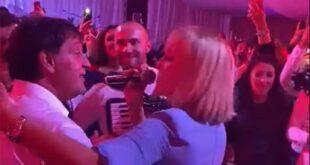 Док шиптари кидишу на Србе шеф БИА Гашић на женидбу сина потрошио богатство (фото, видео)