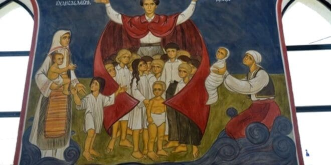 Иконоборство екумениста у Јасеновцу