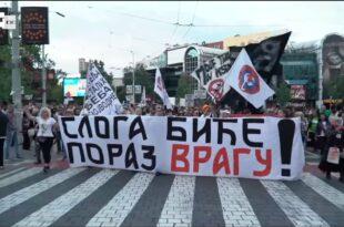 Ово јуче нисте могли да видите у државним, режимским и окупационим медијима (фото,видео)