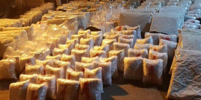 Црна Гора: ОГОЉЕСМО, запленише нам 1.4 тоне кокаина па сад и 350 кила ганџе...