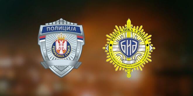 Алексић: Криминал у БИА и полицији под заштитом врха Вучићевог режима