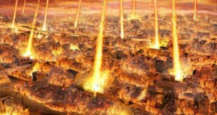Содому и Гомору уништио метеорит какав је 1908. пао на руску Тунгуску