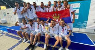 Српски ватерполо јуниори су шампиони Европе!