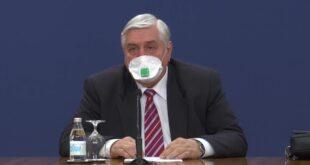 Епидемиолог Бранислав Тиодоровић тражи оштрије спровођење анти ковид мера