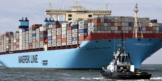"""Глобална несташица робе - бродски транспорт скупљи десет пута више него прошле године због """"превисоких емисија угљендиоксида"""""""