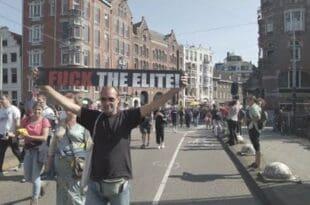 Холандија: Више од 10.000 људи протестовало против вакцинације и епидемиолошких мера Владе (видео)
