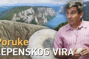 Драган Јацановић: Поруке из Лепенског Вира, од пре 8000 год. (видео)