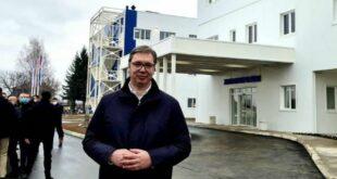 Средство за дезинфекцију доспело у респираторe у ковид болници Kрушевац