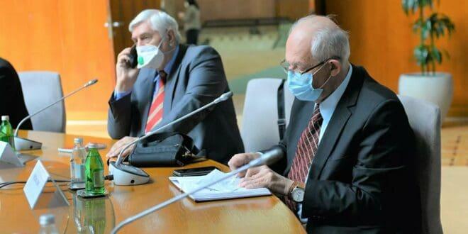 Заседа Кризни штаб: Две теме на столу због великог броја заражених