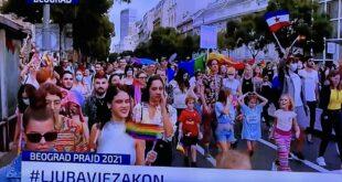 А сад и остале вести из београдске окупационе зоне!