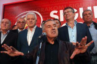 Ђукановић и ДПС су постали политички екстреми чије деловање прате и елементи тероризма (видео)
