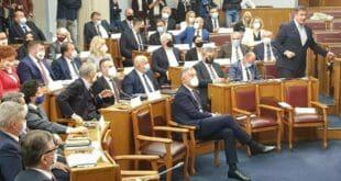 Почиње процедура опозива Мила Ђукановића у Скупштини Црне Горе