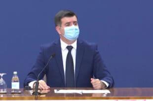 Ђерлек: Извесно је да ће Кризни штаб увести две нове мере