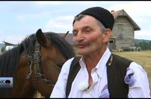 Романија - хладна вода са Kнежак извора (видео)