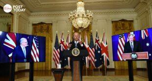 """Сједињене Државе, Британија и Аустралија """"containment"""" стратегијом против Кине"""