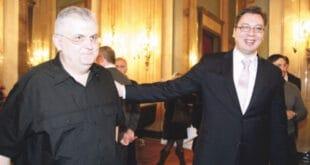 Вучићев коалициони партнер Чанак дао подршку припреми терористичког напада на српског патријарха