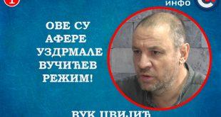 ИНТЕРВЈУ: Вук Цвијић - Ове су афере уздрмале Вучићев режим! (видео)