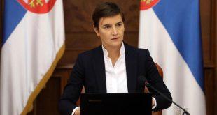 Ана Брнабић као представник политичког крила нарко-мафије наставља да шири дезинформације и лажи