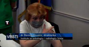 """ЛАЖОВ! Др Даница Грујичић прича како даје """"вакцину свом детету"""" а нема децу?! (видео)"""