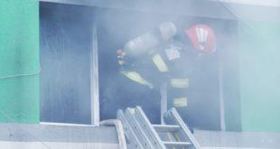 Румунија: Пожар у ковид болници, погинуло девет људи (видео)