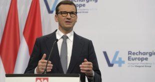 Пољски премијер Моравјецки оптужио ЕУ: Уцене и прекорачење надлежности нећемо трпети