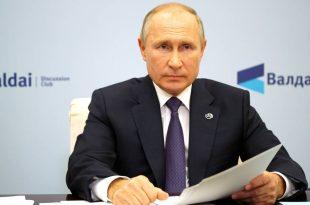 Путин: Капитализам је превазиђен, само суверене државе могу да одговоре на изазове