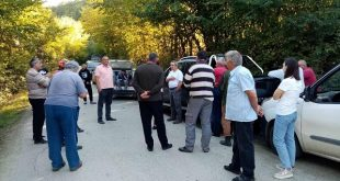 Мештани Прањана и Дружетића протерали представнике Рио Тинта из своје општине (фото)