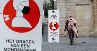 У Белгији ревакцинисано 86%, дневно заражено 6.500, расте број мртвих